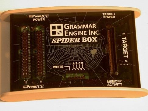 Spiderbox photo